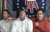 Barstool Casting Couch With Minnesota Viking's Tight End Kyle Rudolph