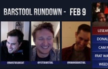 Barstool Rundown – February 9, 2016