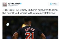 Jimmy Butler Will Be Officially Out For 3-4 Weeks And Holy Shit Is This Bulls Season Going To Get Ugly
