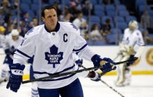 The NHL Trade Deadline Season Officially Begins, Phaneuf To Ottawa In NINE Player Trade