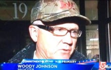 Woody Johnson Getting Zero Respect From Channel 5 At The New Hampshire Primary