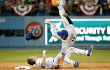 MLB Making Progress In Attempt To Change Rules Regarding Sliding Into Second Base