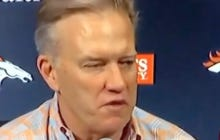 John Elway Rocking That Sweet Post Super Bowl Party Voice