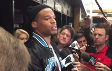 "Cam Has No Apologies For His Post-Game Press Conference- ""Show me a good loser, and I'll show you a loser"""