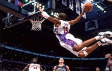 The NBA Made A Mixtape Of Vince Carter's Raptors Years And It's INCREDIBLE
