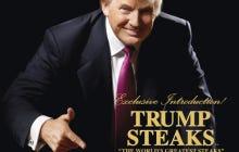 Last Night Donald Trump Rolled Into A Steakhouse And Ordered His Rib-Eye Well Done So He's No Longer Eligible For President