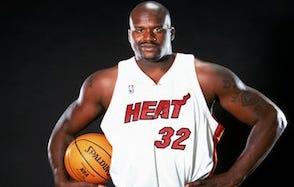 Shaq To Have His Heat Number Retired Like Former Heat Legends Dan Marino And Michael Jordan