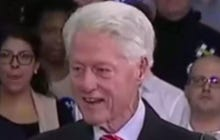 """I Think We're Approaching A """"Weekend At Bernie's"""" Situation With Bill Clinton"""