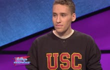 Solid Timing For This Jeopardy Kid To Tell Everyone How Much He Loves And Respects Kanye West