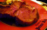 Quick Shoutout to the House of Prime Rib