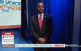 Ben Carson's Primary Party Was So Boring The Bartender Knitted A Blanket Instead Of Bartending