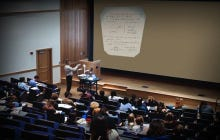 Cool Ass Stats Professor Drops Dr Dre Lyrics and Leo DiCaprio Trivia In His Exams For Extra Credit