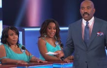 Must Watch – Sheila is the Worst Family Feud Constestant/Absolute Dumbest Human Being On The Planet