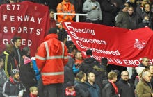 Liverpool Hates John Henry and Tom Werner