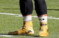 Gotta Love Jim Fassel Saying That Cam Newton's Super Bowl Shoes Made Cam Soft