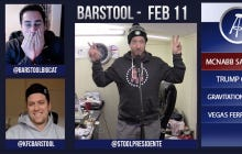 Barstool Rundown – February 11