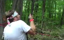 TBT – El Pres Runs The Spartan Race From August 2011