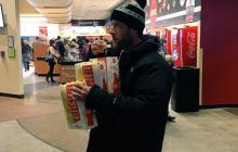 An Idea That Is Long Overdue: Popcorn Runners at the Movies
