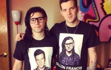 """Skrillex and Dillon Francis Team Up To Remix """"Red Lips"""""""