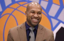 Wait A Minute. Now Derek Fisher Is Rumored To Have Been In Love Triangles With Girls Linked To Tim Hardaway Jr. And Cleanthony Early?