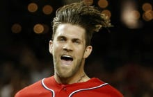 """Bryce Harper on Being The First 400 Million Dollar Player- """"Don't sell me short."""""""