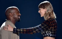 Kanye Looks Like A Little Bitch Worrying About Taylor Swift