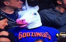 Godzingis Fever Has Spread To Toronto For All-Star Weekend