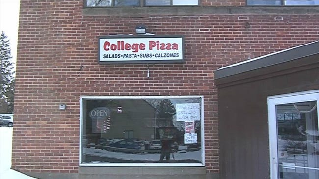 College Pizza Is Under Investigation For Having Sex Toys, Drugs and And A Pantsless Chef
