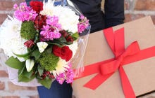 Valentine's Day Is This Sunday, Foxtrot Is Giving You Free Delivery With Pre-Arranged Gift Packages Delivered Directly To Your Door