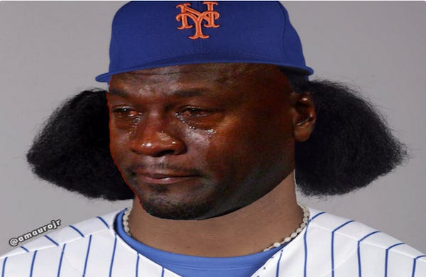 Jenrry Mejia Tests Positive For PEDs For A Third Fucking Time And Receives A Permanent Suspension From Baseball