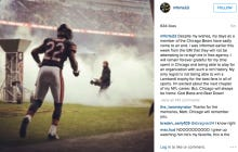 Matt Forte Announces The Bears Won't Be Trying To Re-Sign Him In Free Agency