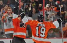 You'll Never Believe This But RJ Umberger Scored A Goal AND The Flyers Won