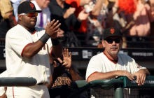 Red Sox Fan Asks Bruce Bochy To Take Pablo Sandoval Back At Giants Fan Fest