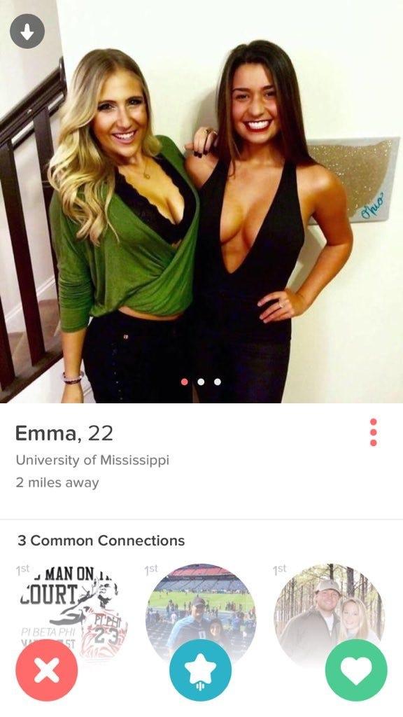Lesbian dating on tinder