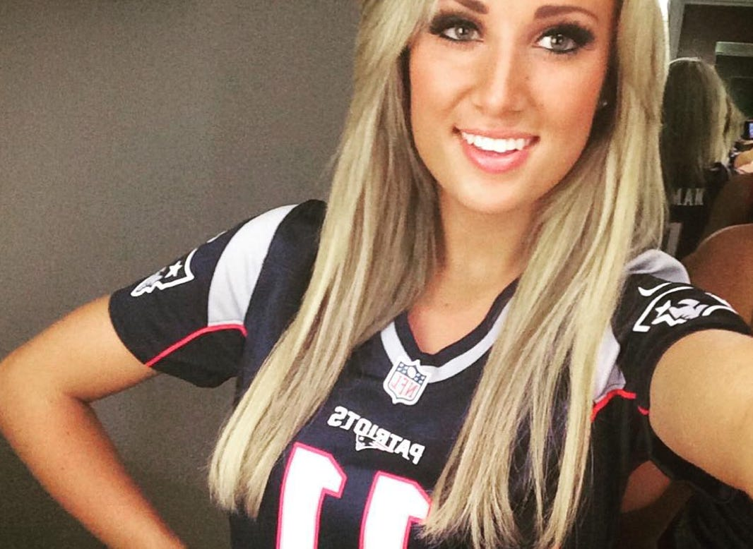 Barstool Local Smokeshow Of They Day – Bridget from ...