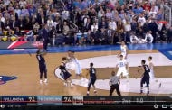 The Final 90 Seconds of the National Championship Closing Out #VillanovaDay On The Stool