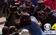 Marathon Bombing Survivor Patrick Downes Embracing His Wife At The Finish Line Has My Room Dusty As Hell