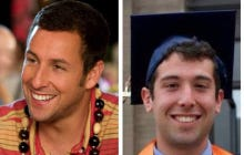 Adam Sandler Naming The Lead Character In His New Movie After A Stoolie That Looks Just Like Him Is Awesome