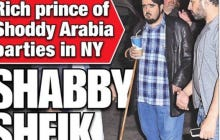 Saudi Prince Worth $10 Billion Hits Manhattan Clubs Dressed Like A Loser
