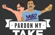 Pardon My Take 4-27 With Mr. Portnoy