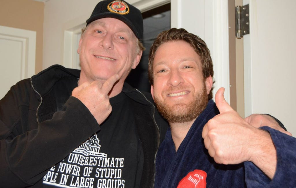 Special Early Edition of The Dave Portnoy Show Featuring Curt Schilling
