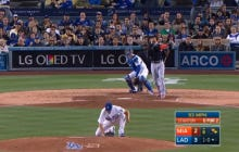 Wake Up With Giancarlo Stanton Hitting A Home Run That Brought Clayton Kershaw To His Knees