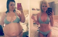This Lady Who Lost 150 Pounds Despite A Controlling Boyfriend Has The Cockiest Instagram Imaginable