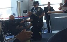 Ric Flair Detained At The Boston Airport For Being Too Drunk, Woooooooooooo