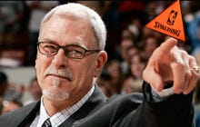 Update From Knicksland: Phil Jackson Reportedly Met With David Blatt, As Well As Kurt Rambis' Agents (Who Are Also Phil's Agents)