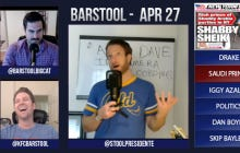 Barstool Rundown April 27, 2016