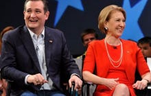 Desperado: Ted Cruz Announcing Carly Fiorina As Running Mate