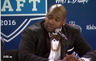 Video:  Laremy Tunsil Admits To Taking Cash From Ole Miss Coaches…Promptly Pulled Off Stage