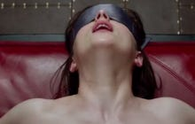 """Dakota Johnson Is Whining About Having To Do Sex Scenes For The """"50 Shades Of Grey"""" Movies"""