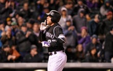 Trevor Story Is Doing That Home Run Thing Again, But That's About All He's Doing